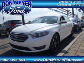 Used 2014 Ford Taurus SEL in Greensburg, Indiana