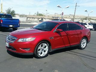 Used 2010 Ford Taurus SEL in Barstow, California