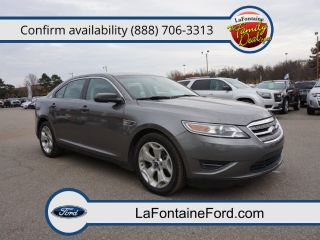 Used 2012 Ford Taurus SEL in Lansing, Michigan