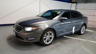 Ford Taurus Limited Edition 2013