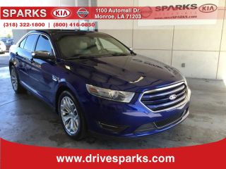Used 2014 Ford Taurus Limited Edition in Monroe, Louisiana