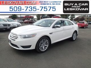 Used 2014 Ford Taurus Limited Edition in Kennewick, Washington