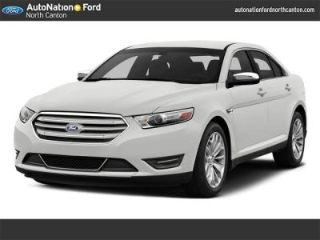 Used 2015 Ford Taurus Limited Edition in North Canton, Ohio