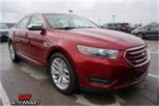 Ford Taurus Limited Edition 2017
