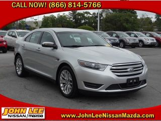 Used 2014 Ford Taurus Limited Edition in Panama City, Florida