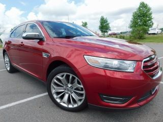 2014 Ford Taurus Limited Edition
