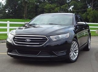 Used 2014 Ford Taurus Limited Edition in Wixom, Michigan