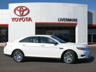 Used 2012 Ford Taurus Limited Edition in Livermore, California