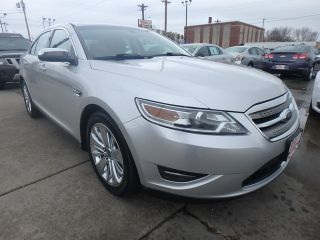 2010 Ford Taurus Limited Edition