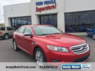 Used 2012 Ford Taurus Limited Edition in Plainfield, Indiana