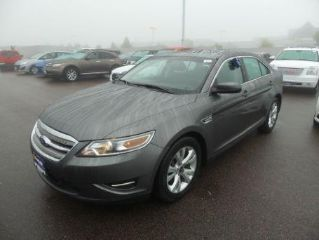 Used 2012 Ford Taurus SEL in Colorado Springs, Colorado