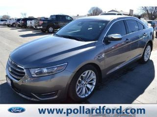 Used 2014 Ford Taurus Limited Edition in Amarillo, Texas