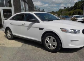 Used 2013 Ford Taurus Police Interceptor In Raleigh North Carolina