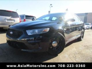 Ford Taurus Police Interceptor 2015
