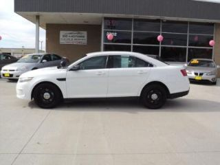 Ford Taurus Police Interceptor 2014