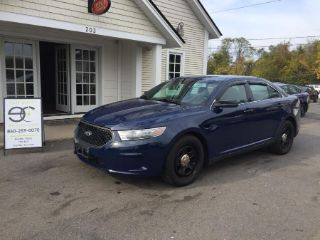 Used 2014 Ford Taurus Police Interceptor In East Windsor Connecticut