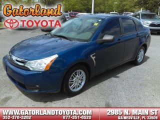 Used 2008 Ford Focus SE in Gainesville, Florida