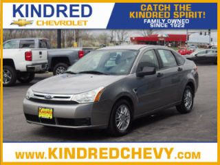 Used 2008 Ford Focus in Smithville, Missouri