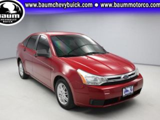 Used 2009 Ford Focus SE in Clinton, Illinois