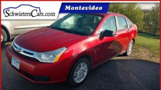Used 2009 Ford Focus SE in Montevideo, Minnesota