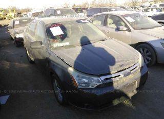 Ford Focus SE 2009