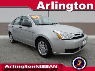 Used 2009 Ford Focus SE in Arlington Heights, Illinois