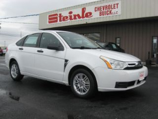 Used 2008 Ford Focus SE in Clyde, Ohio