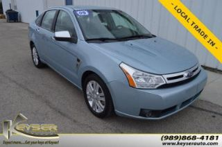 Used 2009 Ford Focus SEL in Reese, Michigan
