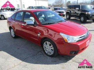 Used 2009 Ford Focus SEL in Green Bay, Wisconsin