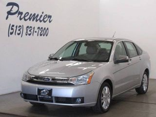 Ford Focus SEL 2011
