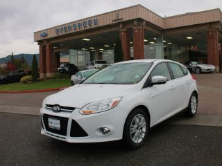 Used 2012 Ford Focus SEL in Issaquah, Washington