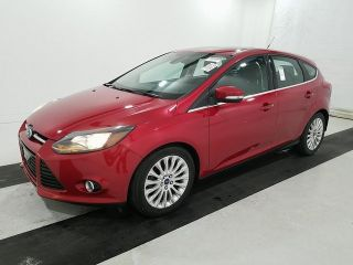 Ford Focus Titanium 2012