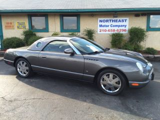 Ford Thunderbird Deluxe 2003