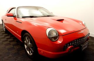 Ford Thunderbird Premium 2003