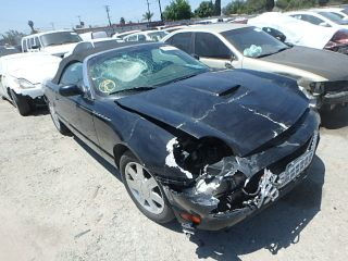Used 2002 Ford Thunderbird in Los Angeles, California