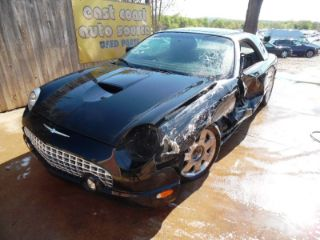 Used 2002 Ford Thunderbird Deluxe in Bedford, Virginia