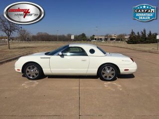 Used 2002 Ford Thunderbird Deluxe in Wichita, Kansas