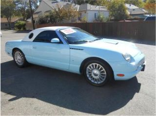 Ford Thunderbird 2003
