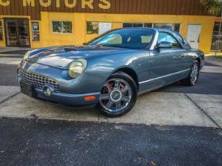 Ford Thunderbird Deluxe 2005