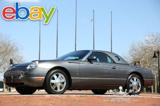 Used 2003 Ford Thunderbird in Woodbury, New Jersey