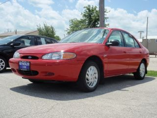Used 1997 Ford Escort LX in East Moline, Illinois