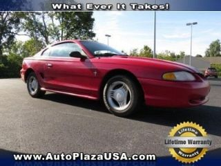 Ford Mustang Base 1995