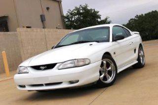 Used 1995 Ford Mustang GT in Austin, Texas