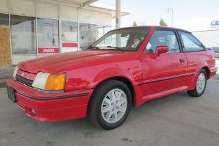 Ford Escort GT 1989