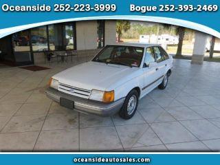 Ford Escort LX 1989