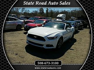 Used 2015 Ford Mustang in Westport, Massachusetts