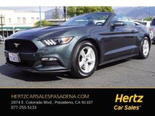 Used 2016 Ford Mustang in Pasadena, California