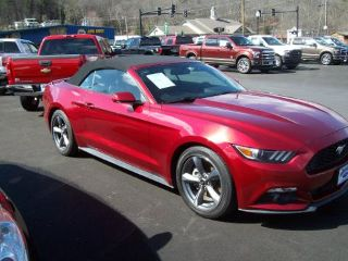 Used 2015 Ford Mustang in Bryson City, North Carolina