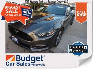Used 2017 Ford Mustang in Norwalk, California
