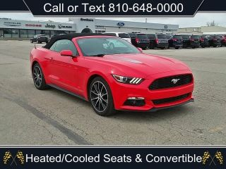 Used 2016 Ford Mustang in Sandusky, Michigan